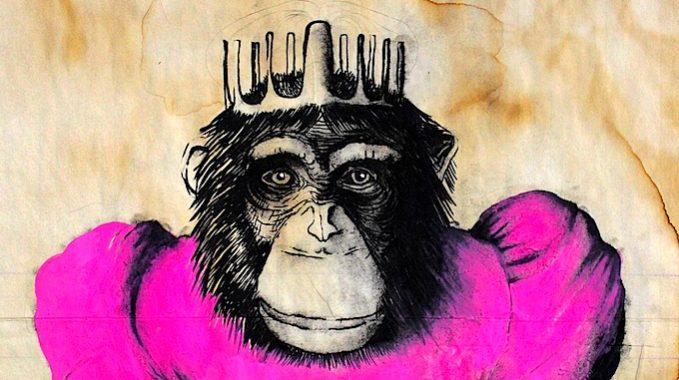 Scimmia repubblicana, di Cristina Gardumi