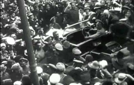 Rivoluzione russa, 1917