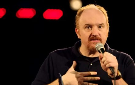 louis c.k. – of course… but maybe