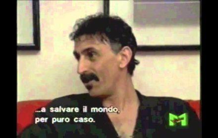 frank zappa visto dalla sicilia