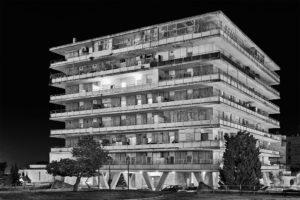 Amir Center, 2014. 67x100 cm. Archival pigment print