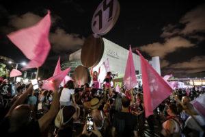 Manifestanti chiedono le dimissioni del Primo Ministro Netanyahu